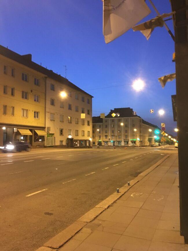 ヘルシンキ:バンター国際空港に到着しました、自転車を組み立て、自転車ごと電車に乗り込み、ヘルシンキ市内のユースホステルに向かいます<br /> ヘルシンキで滞在する宿、チープスリープ ホステル ヘルシンキへ(CheapSleep Hostel Helsinki)