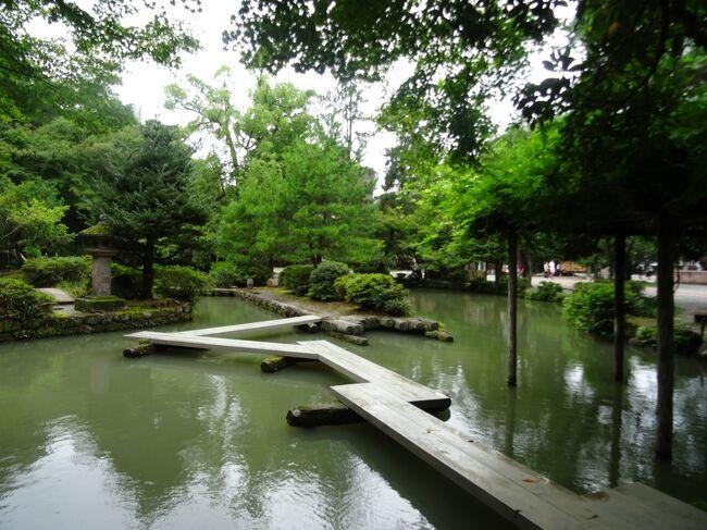 結局僕は、金沢を歩いて2周した(Part 3. 喧騒を離れた街歩き)
