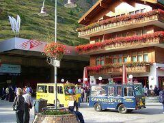 18.スイス鉄道の旅 (記録)10・11日目 :環境にやさしい『ツエルマット』