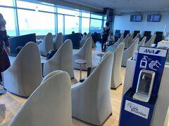 ANA 年末年始 コロナ過の羽田/新千歳/羽田搭乗記&ANA Lounge。