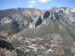 2010年9月 ラスベガスで山に登る