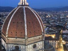 フィレンツェ(Firenze) 1日目(サン・ロレンツォ聖堂、サン・ジョヴァンニ洗礼堂、ジョットの鐘楼)