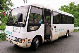 [秘境!路線バス乗り継ぎ旅 初日:後編] 木曽町生活交通システム「木曽っ子号(木曽温泉線・三岳王滝線)」と木曽福島の宴