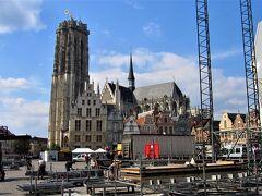 ベルギーのメヘレンはオランダ風。。(2007年)