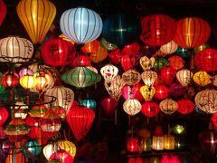 年末年始ベトナム北中部紀行(5) ランタンの灯る穏やかな観光の街 ホイアン