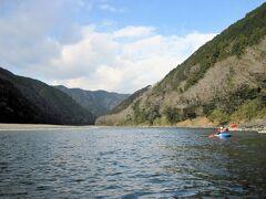 冬の四万十川をカヌーで下る 四国旅2020冬 その3