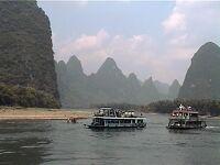 2007年:桂林・武陵源旅行 No 1(桂林)
