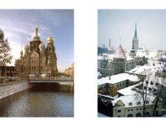 改革間もないロシア と バルト三国の最北端の国エストニアへ