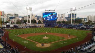 韓国の新スタジアム巡り