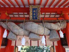 熊野三山御朱印巡りと温泉三昧ひとり旅してきました【初日 新宮市内】