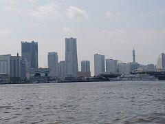 新横浜や横浜の中華街などへ行きました