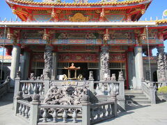 プチトリップ台湾  5千頭の龍が昇る 聖天宮 前編