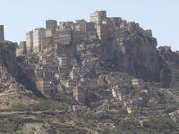 イエメン⑦ マナハ、要塞都市ハジャラ