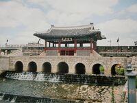 2002夏 FIFAワールドカップ日韓大会2:ソウルと世界遺産の水原華城と準決勝ドイツ対韓国