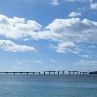空と海は青と蒼と碧=宮古島=
