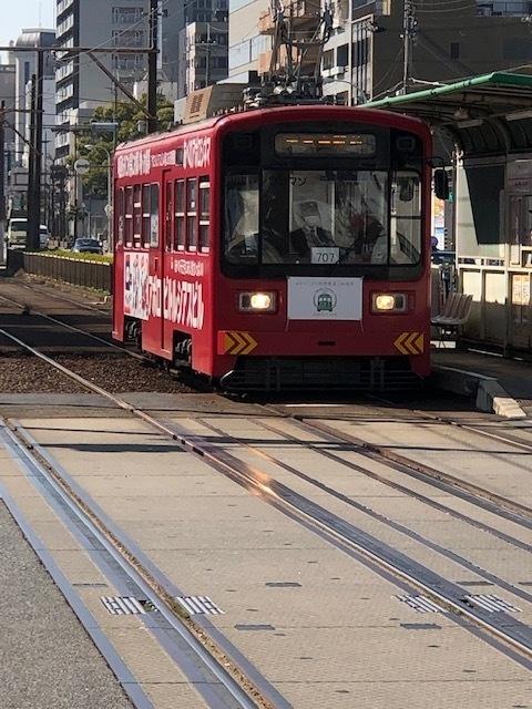 南海阪堺線 高須神社電停(10:00)から綾ノ町電停(11:00)までの旧堺の名所名刹をめぐる歩き旅