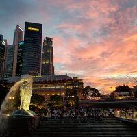 五度目のシンガポール(1)ローカルフード食べ歩きとフューチャーワールド