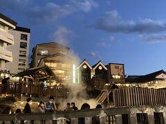 新幹線とバスで草津温泉と軽井沢アウトレットを巡る旅