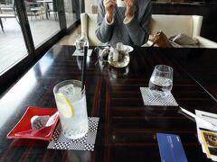 01.年末年始のエクシブ8連泊 三島~箱根のドライブ エクシブ箱根離宮 ダイニング&ラウンジ ベラヴィスタの喫茶