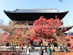 コロナの紅葉の京都と祝アクセス28万件