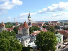 2010年:バルト三国への旅行 No3(エストニア)