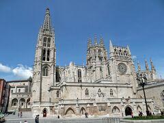 スペイン・ゴシック建築の傑作、ブルゴス大聖堂を見学