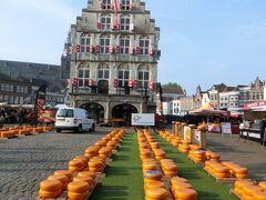 ゴールデンウィークに、オランダのチューリップと美術館巡り8日間⑤。ゴーダのチーズ市3日目前半