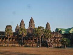 思い出の カンボジア