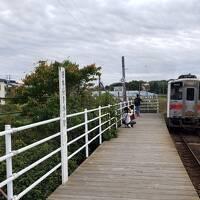 日本の東の果てを目指す旅2020年9月 後編:最東端の駅に降り立つ