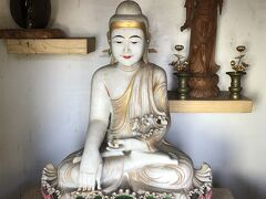 所沢・金乗院放光寺(山口観音)を参拝し、ミャンマーの平和を祈りました。