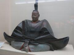 2021早春、信長所縁の清洲城(4/5):2月6日(4):名古屋市博物館所蔵品、荘園時代、尾張の統一、信長座像