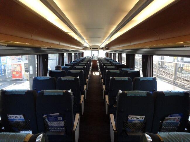 ロマンスカーとグリーン車で、江ノ島から避密の上京【親子で東京往復記2021年1月編その2】