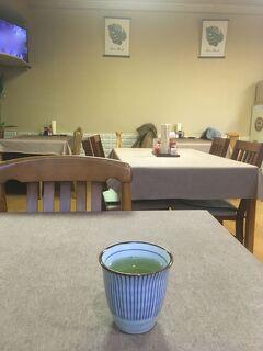 今日の朝食堂