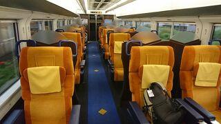 山形から秋田の旅 その6特急いなほのグリーン車
