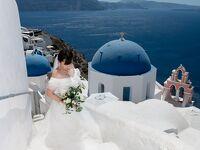 Business Class Honeymoon Vol.12-サントリーニ島観光④-