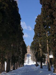 2021年 冬の北海道へ⭐︎7,8日目 道南いさりび鉄道でトラピスト修道院へ