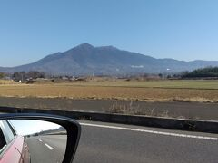 筑波山に登る。ユースホステル跡地から。