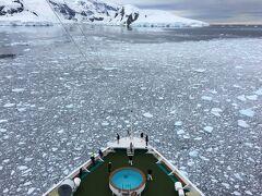 2017年南米&南極海クルーズ日本出発からバルパライソ乗船まで。