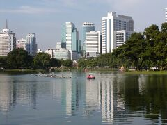 バンコク (ルンピニ公園)タイの記録 №3