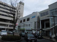 新百合ケ丘駅周辺の様子