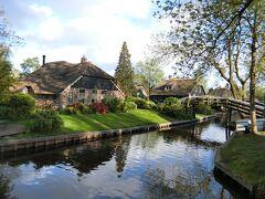 ゴールデンウィークに、オランダのチューリップと美術館巡り8日間⑥。茅葺き屋根のかわいい美しい村ヒートホールン3日目後半