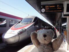 初めてのフィレンツェ その1 (イタリア・スペイン・ポルトガル・オランダ 12日間の旅 その3-1)ベネチアからフィレンツェに出発!
