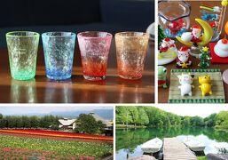 2020夏 ガラスショップGlass  Forest  in  FURANO 富良野市・中富良野町
