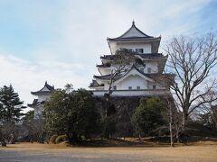 年末駆け込みGoToでお伊勢参り&百名城巡り ①仕事をとっとと納めて伊勢に移動し、翌日まずは「忍者の里」伊賀上野城へ