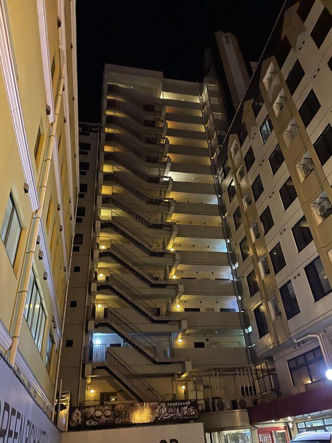 大浴場はありませんが街中で格安ビジネスホテルを二箇所紹します。街中は飲食店もあり便利。宮崎の中心地までホテルから歩いていけます。