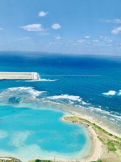 2021年3月17日 初夏の沖縄母子旅(息子5歳2か月)♪出発