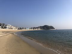 十津川村へ行った帰り、篠島へ行きました