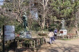 佐倉市散策(53)・・佐倉城址公園の梅林を訪ねます。