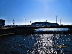 春をさがしに:藤沢宿から江の島へと旧街道を歩く