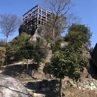 下呂温泉水明館に泊まって、ふらっと寄った苗木城がすごかった